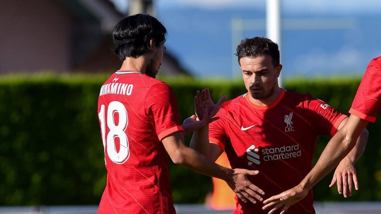 Ливърпул победи Болоня с 2:0 в контрола