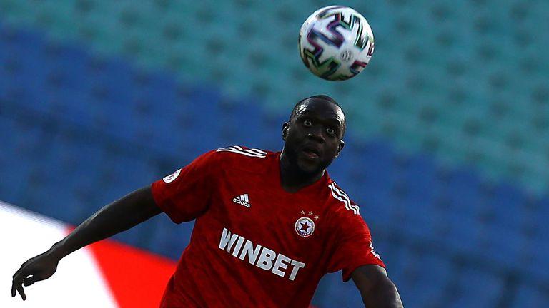 Амос Юга пропуска дербито срещу Левски заради контузия