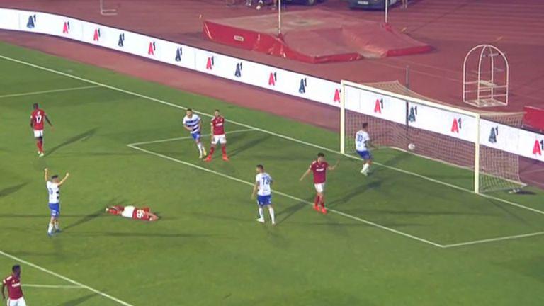 Тунжагич върна още един гол за Осиек в продължението