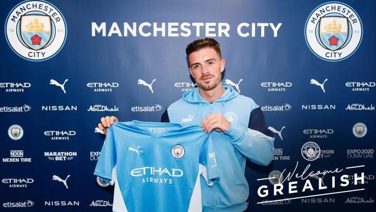 Официално: Джак Грийлиш вече е футболист на Манчестър Сити