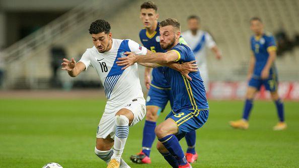 Косово - Гърция 1:1