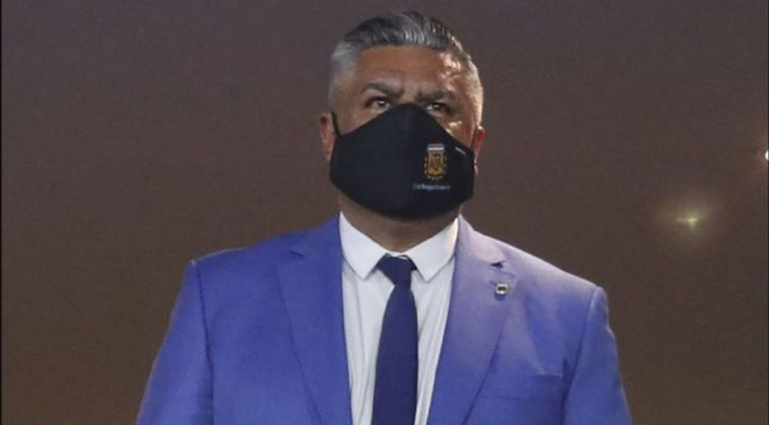 Шефът на футбола в Аржентина: Случилото се е удар върху репутацията на играта