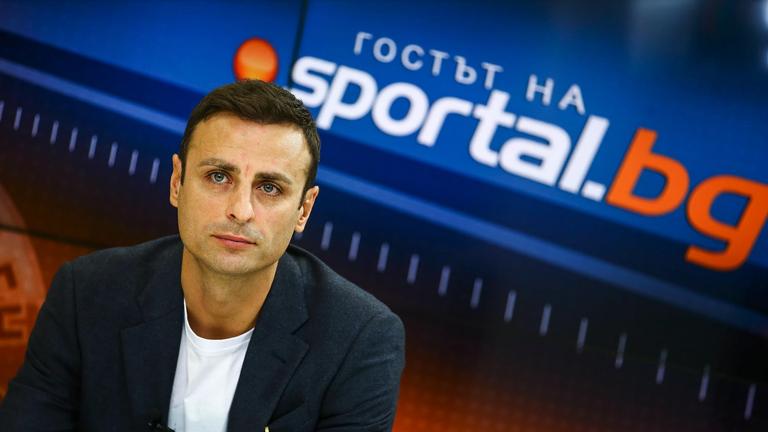 Бербатов ексклузивно пред Sportal TV за всичко преди Конгреса
