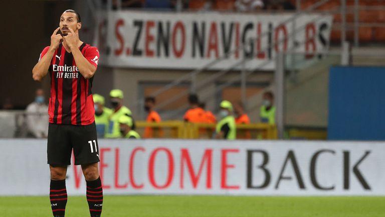 Ибрахимович: Щом Златан играе в Милан, значи отборът ще спечели Скудетото