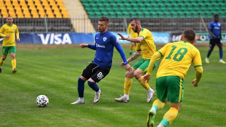 Черно море победи Добруджа в приятелски мач