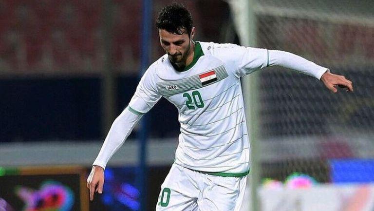 Сулака отново е национал на Ирак