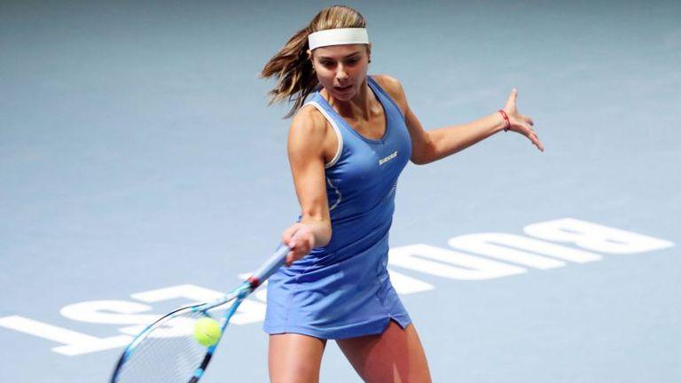 Вики Томова е четвъртфиналистка във Валенсия
