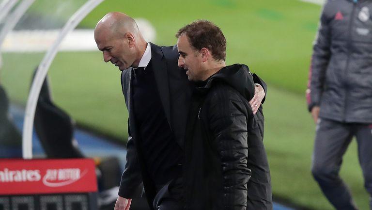 Ще се разделят ли Зидан и Реал Мадрид?