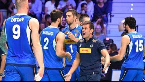 """Бленджини няма да води Италия в Лигата на нациите! """"Адзурите"""" ще разчитат на резервите си в Римини 🏐"""