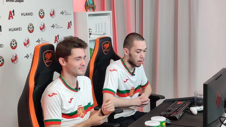 България победи Чехия на FIFA 21