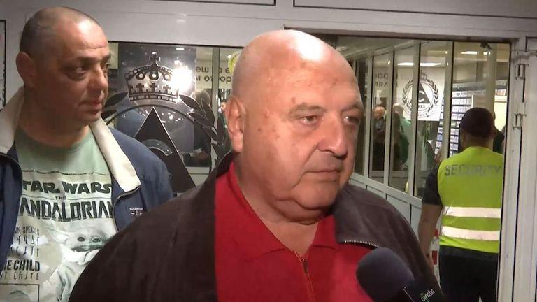 Венци Стефанов: Никога не съм се притеснявал за бъдещето на Славия