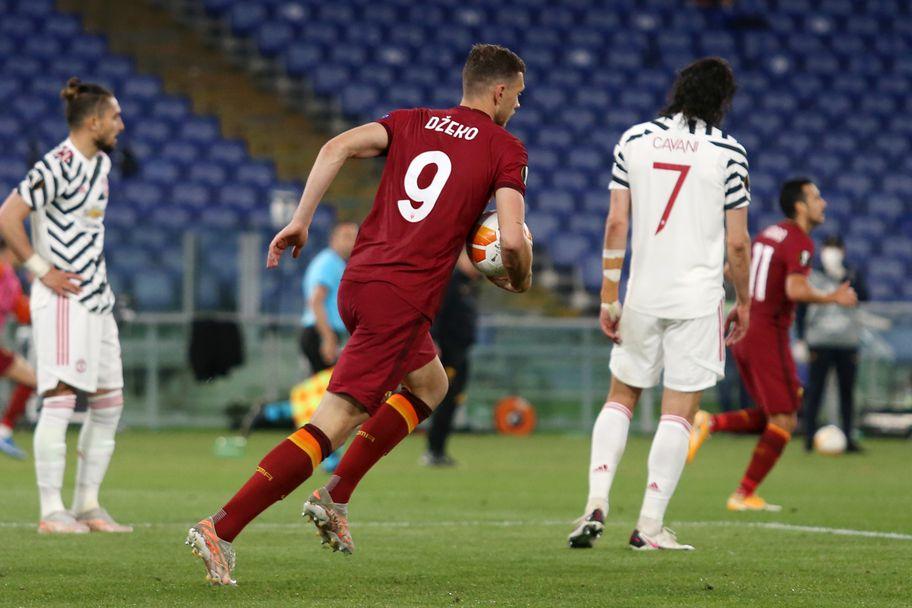 Рома - Манчестър Юнайтед 3:2