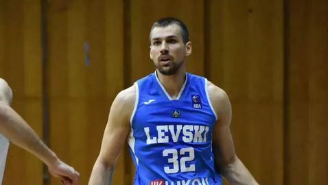 Христо Захариев: Борех се за всяка топка