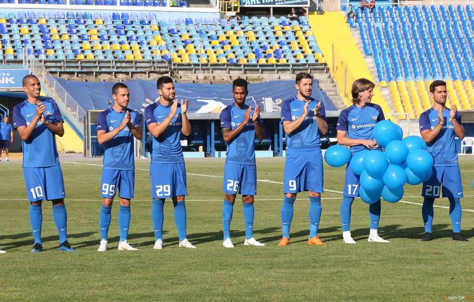 ПФК Левски представи футболистите за новия сезон
