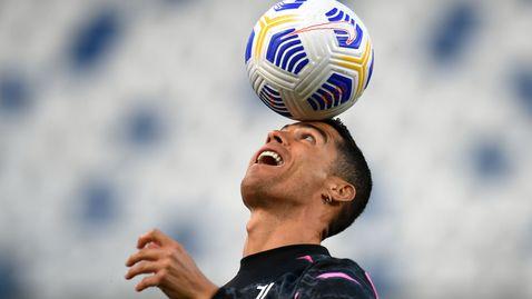 Алегри ще обсъжда бъдещето на Роналдо в Ювентус