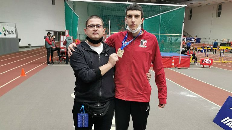Мартин Димитров и Радина Величкова с впечатляващи резултати на националния шампионат