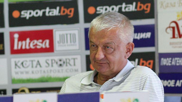 Христо Крушарски: Доказахме, че второто място е равно на първото