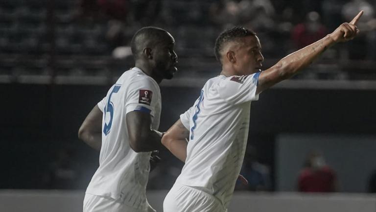 Панама заби 13 гола в квалификация за СП