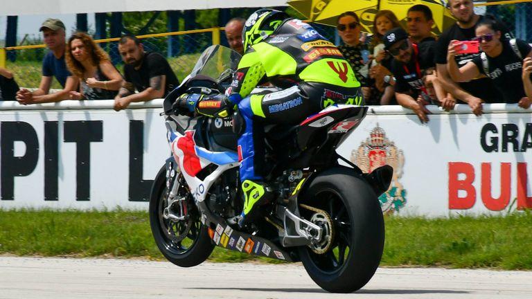 Мартин Чой с нова убедителна победа в пистовия шампионат по мотоциклетизъм