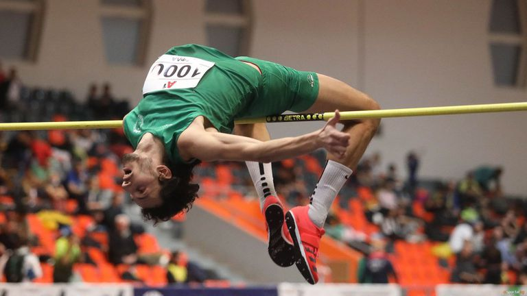 Тихомир Иванов е шампион на България на открито за шести път