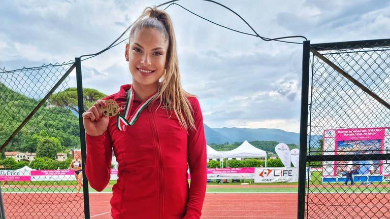 Габриела Петрова откри сезона с победа в Италия 🥇