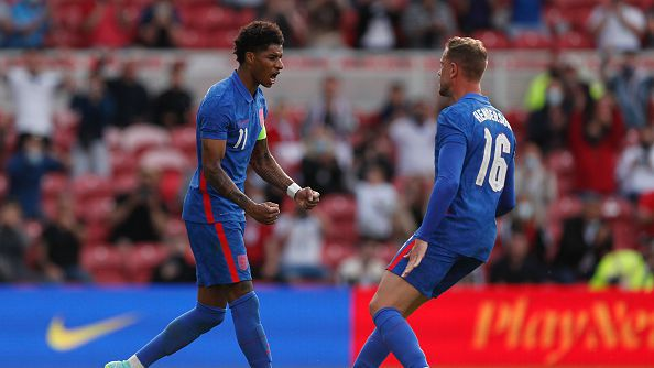Англия - Румъния 1:0