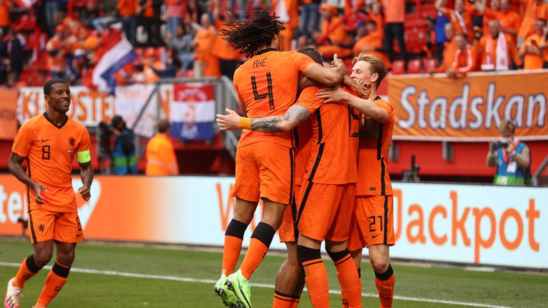Нидерландия вдигна нивото в последната си проверка
