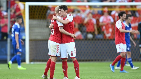 Петев и Босна отстъпиха на Дания с 0:2 в контрола