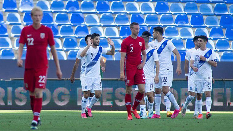 Норвегия - Гърция 1:2