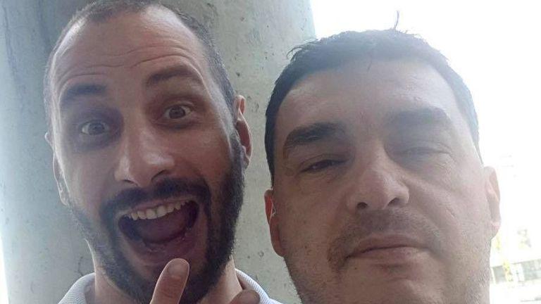 Владо Николов и Матей Казийски заедно на детски волейбол (видео) 🏐🇧🇬