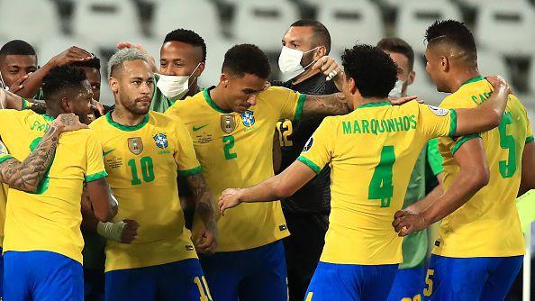 Страхотна асистенция на Неймар прати Бразилия на финал на Копа Америка