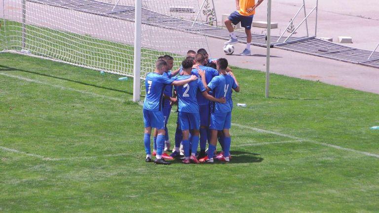 Левски U17 завърши сезона с победа