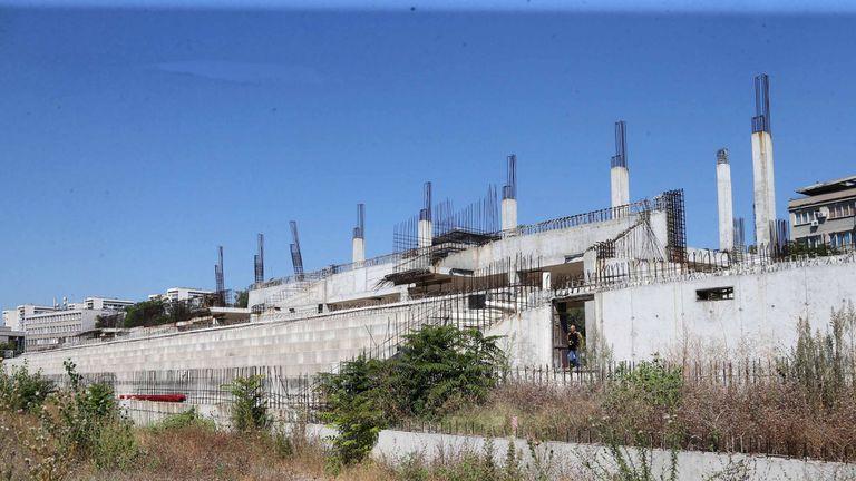 Заложиха 50 млн. лева в бюджетната прогноза на Пловдив за стадионите в града