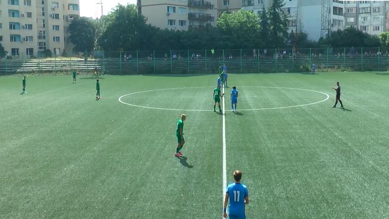 (U15) Левски - Лудогорец 0:0