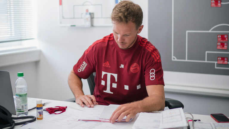 Нагелсман: Още не вярвам, че съм треньор на Байерн