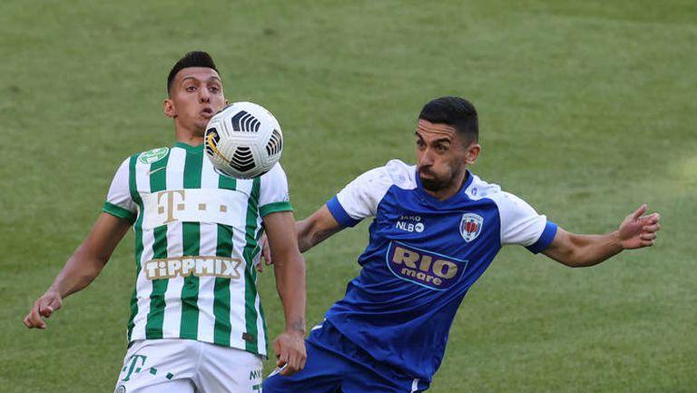 Ференцварош матира Прищина с три гола за седем минути