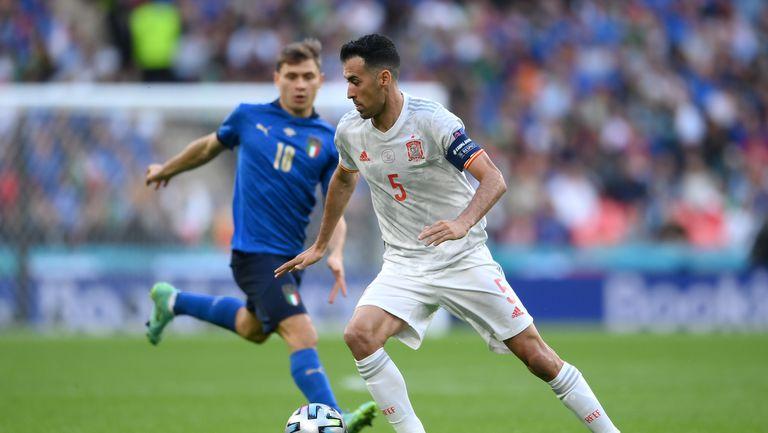 Италия - Испания