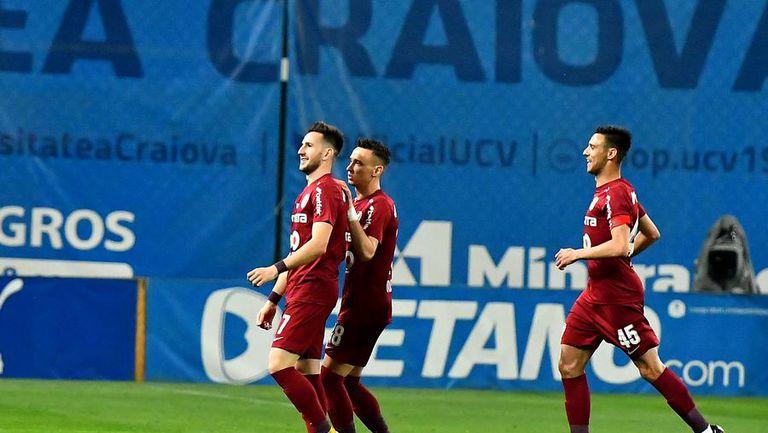 Шампионът на Румъния тръгна стабилно в ШЛ