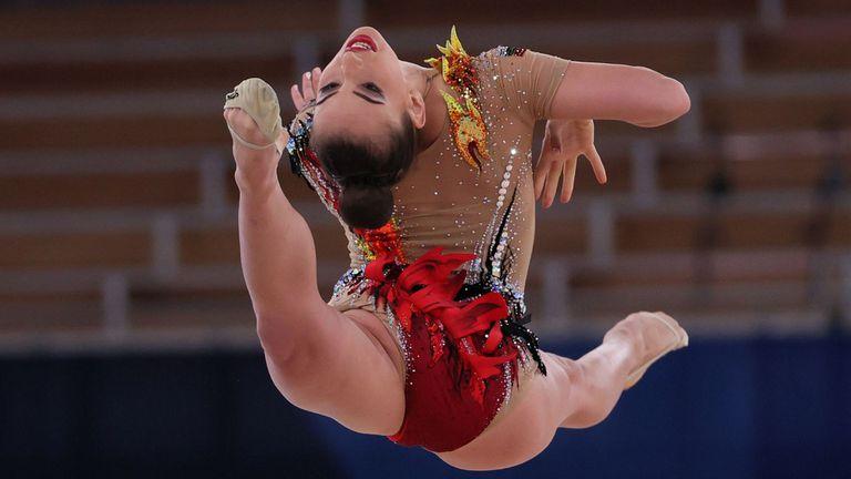 Катрин Тасева и Боряна Калейн са в топ 10 след първата ротация