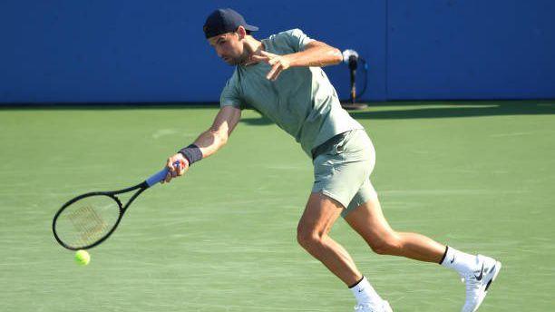 Григор Димитров се отказа на четвъртфиналите на двойки във Вашингтон