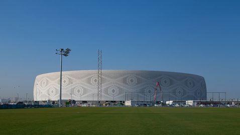 Катар представя шести завършен стадион през октомври