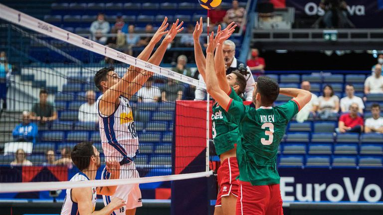 България не успя да се противопостави на Италия и загуби с 1:3