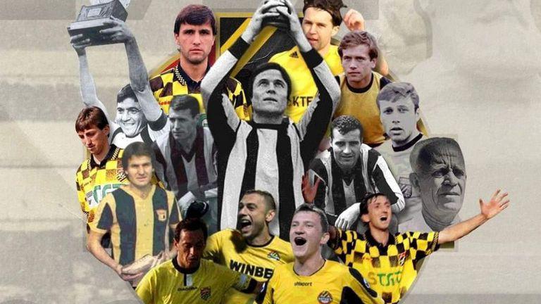 Феновете на Ботев (Пд) започнаха подготовка за 110-годишнината на клуба