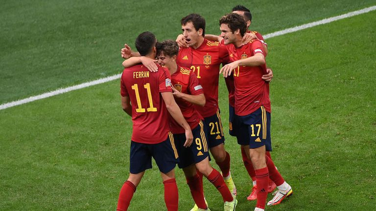 Италия - Испания 1:2