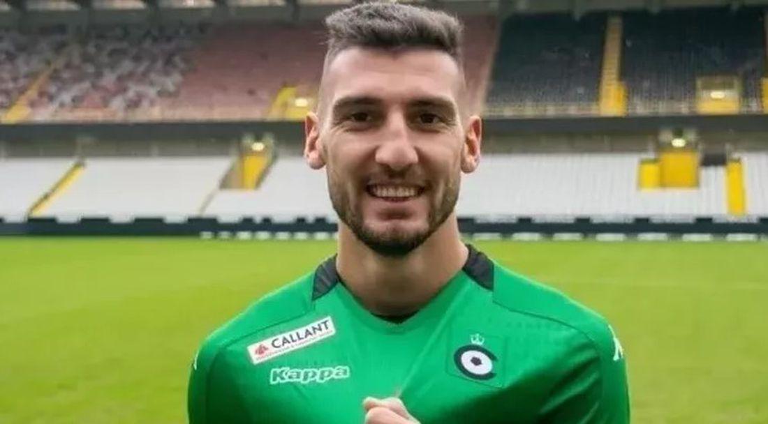 Три мача наказание и глоба за Димитър Велковски