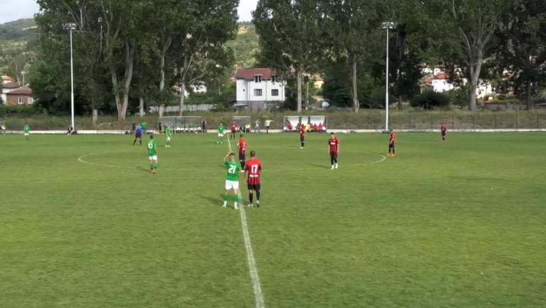 (U17) Пирин - Локомотив (София) 3:0