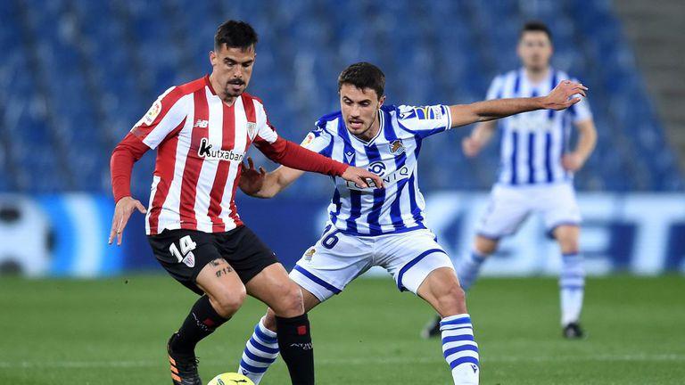 Два късни гола и реми в баското дерби в Ла Лига (видео)