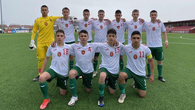 """България U15 победи Северна Македония U15 на турнира """"Влатко Маркович"""""""