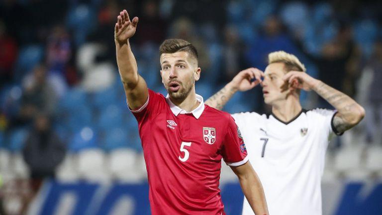 Сърбите зачеркнаха играчи от Шалке, Айнтрахт и Валенсия