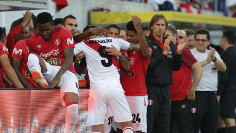 Паоло Гереро: Много съм щастлив, че се връщам с два отбелязани гола